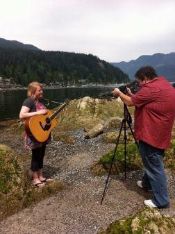 Free Child Video Shoot with Paul Chobaniuk